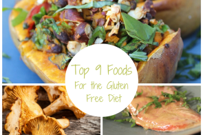 what to eat on the gluten free diet