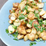 Lemon Parmesan New Potatoes