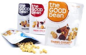 the goodbean crispy chickpeas