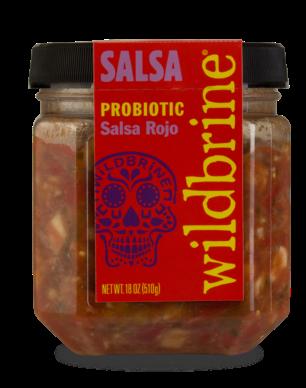 Wildbrine salsa