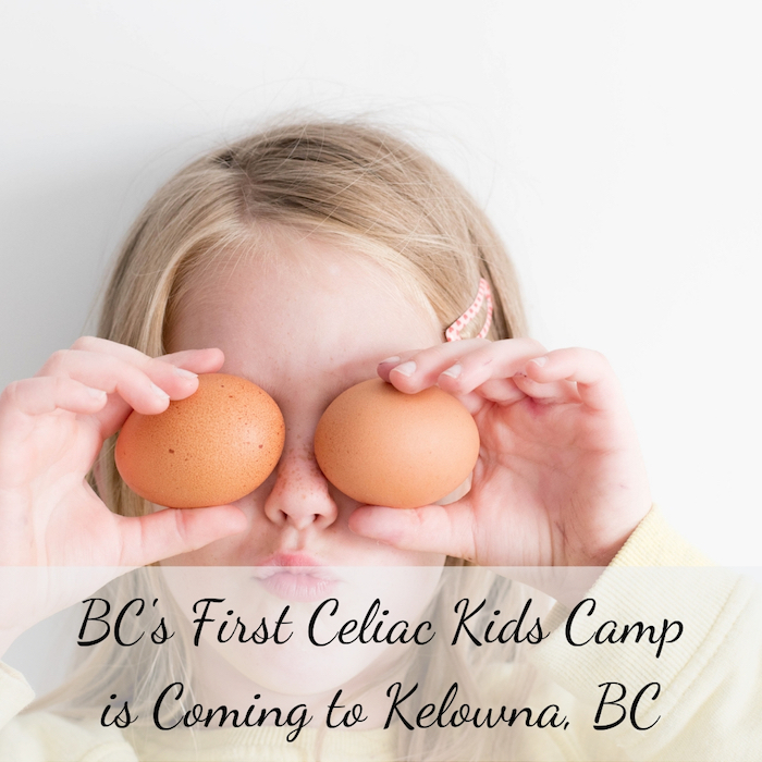 celiac kids camp BC